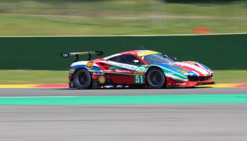 AF Corse #51 Photo: JJ Media