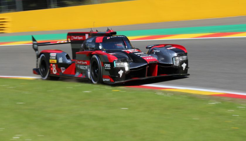 Audi Sport Team Joest #8 Photo: JJ Media