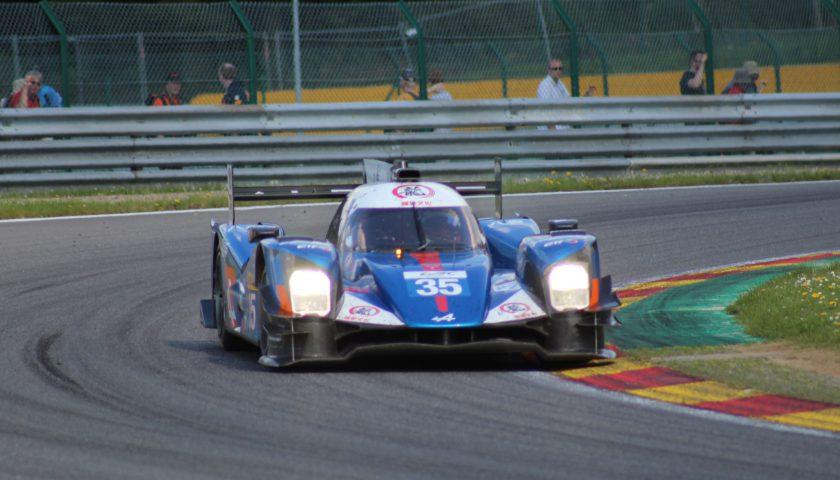 Baxi DC Racing Alpine #35 Photo: JJ Media