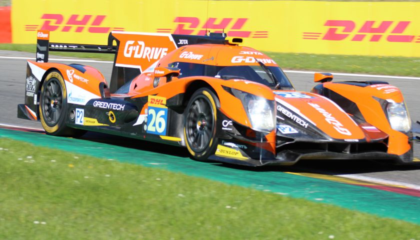 G-Drive Racing Photo: JJ Media