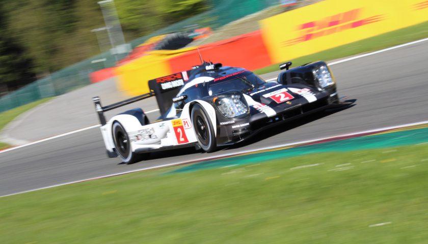 Porsche #2 Photo: JJ Media