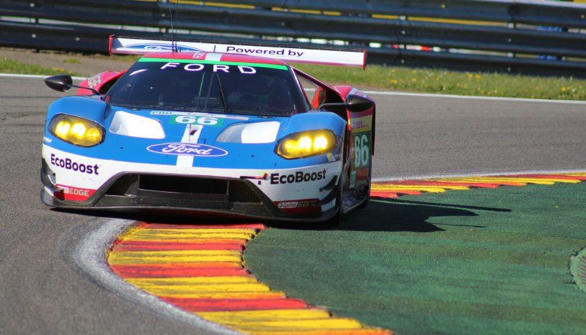 Ford Chip Ganassi Racing #66 Photo: JJ Media
