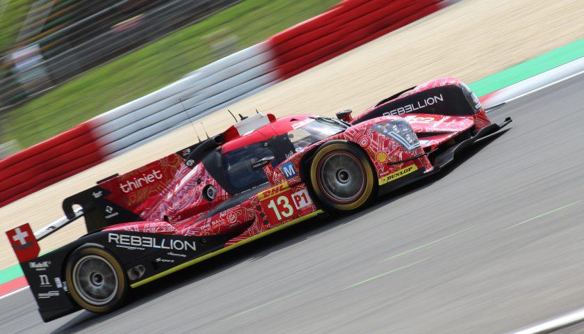 Rebellion Racing #13 Photo: JJ Media