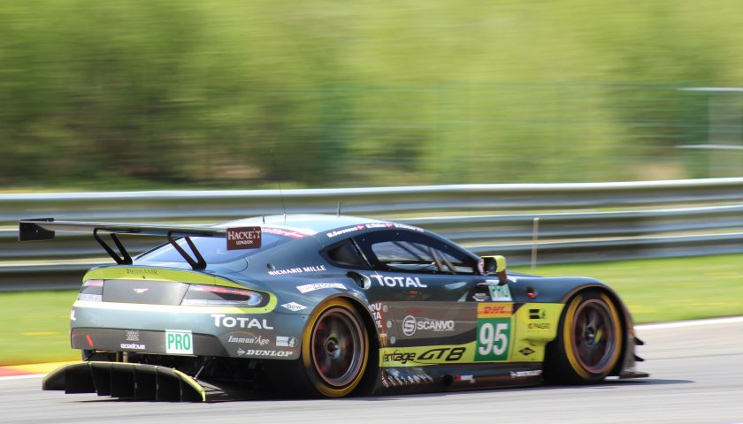 Aston Martin Racing #95 Photo: JJ Media