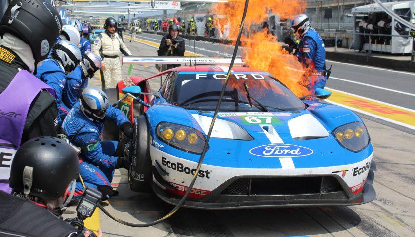 Ford Chip Ganassi Racing Team UK #67 Photo: JJ Media