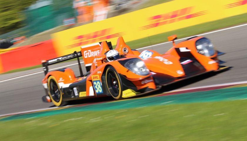 G-Drive Racing #38 Photo: JJ Media