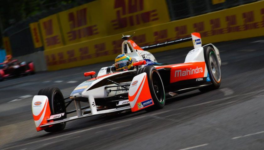 Photo: Mahindra Racing