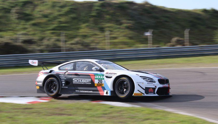Schubert Motorsport, BMW M6 GT3, ADAC GT Masters, Zandvoort 2016 Photo: JJ Media