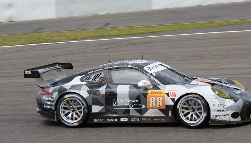 Abu-Dhabi Proton Racing #88 Photo: JJ Media