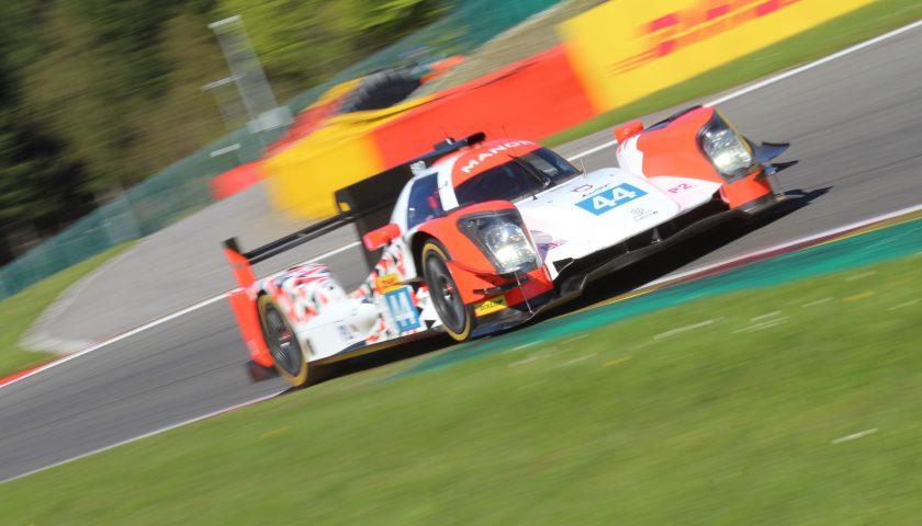 Manor Racing Photo: JJ Media