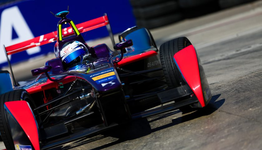 DS Virgin Racing car Photo: DS Virgin Racing