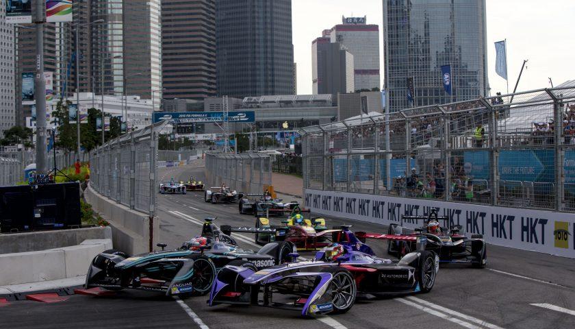 Photo: FIA Formula E