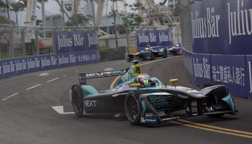 Nelson Piquet Photo: FIA Formula E