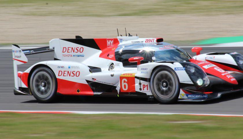 Toyota Gazoo Racing #6 Photo: JJ Media