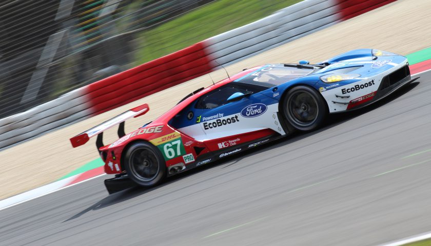 Ford Chip Ganassi Racing Team UK Photo: JJ Media
