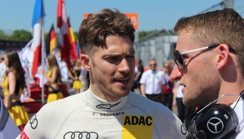 Edoardo Mortara - Audi or Mercedes 2017? Photo: JJ Media