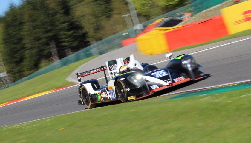 Strakka Racing Photo: JJ Media
