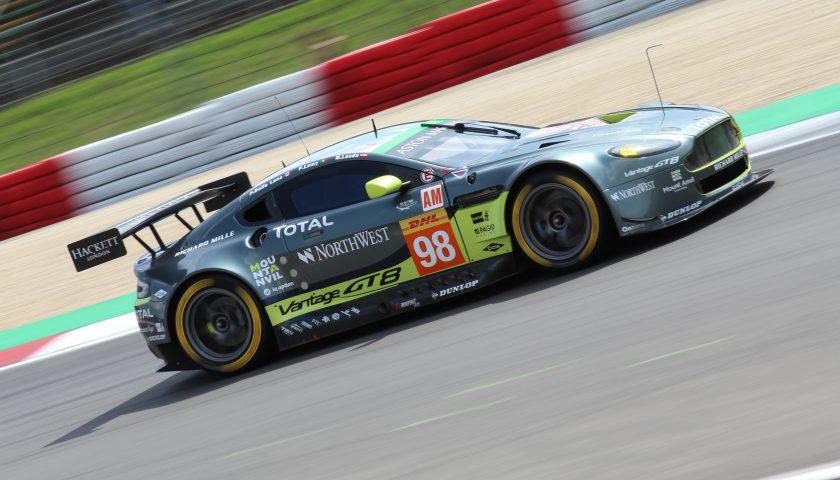 Aston Martin Racing #98 Photo: JJ Media