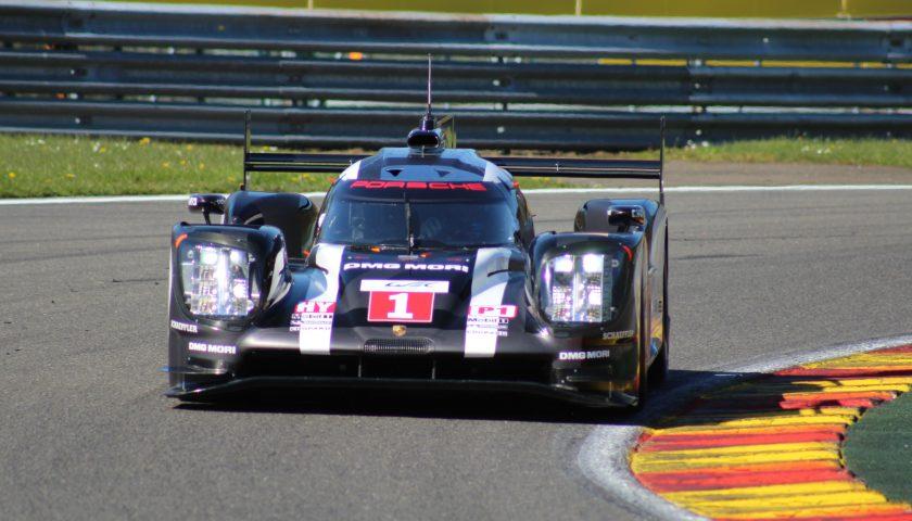 Porsche #1 Photo: JJ Media