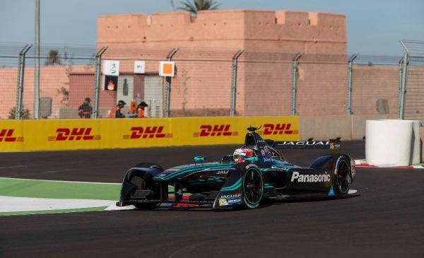 Panasonic Jaguar Racing leaves Marrakesh with many positives and further learnings Photo: Panasonic Jaguar Racing