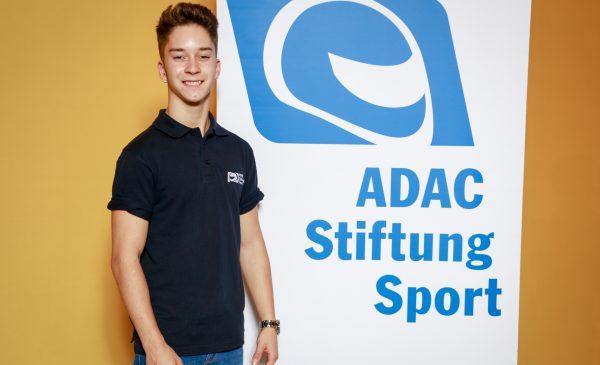 Mike David Ortmann will remain as a member of ADAC Stiftung Sport in 2017 Photo: ADAC Motorsport