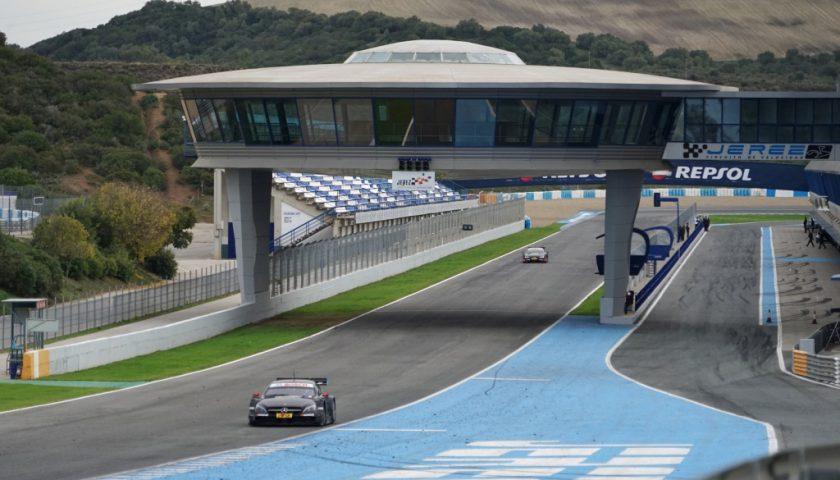 Jerez Rookie test 2016 Photo: Mercedes Motorsport