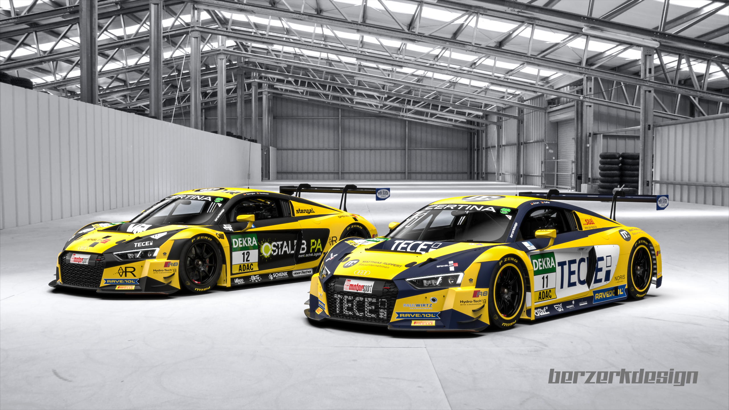 New teams enters ADAC GT Masters - Racing24-7.net
