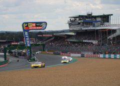 Approximately 50.000 spectators allowed at Le Mans